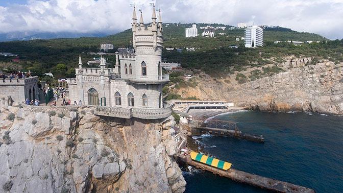 Шведский бизнесмен заявил, что Крым никогда не был украинским