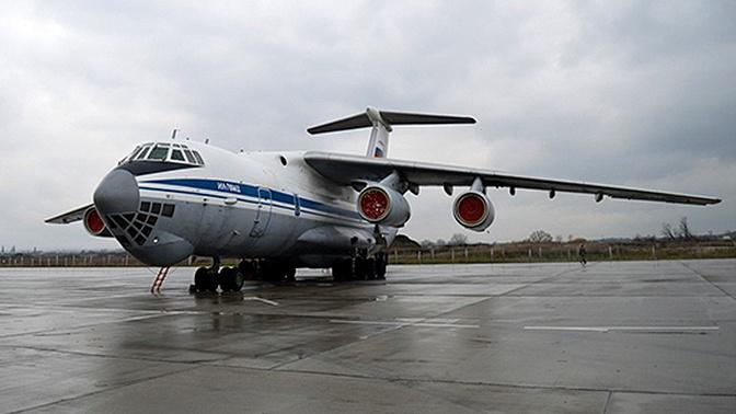 Сквозь облака: экипажи Ил-76 выполнили полеты в сложных метеоусловиях