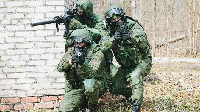 Российская армия получила почти 300 тысяч боевых комплектов «Ратник»