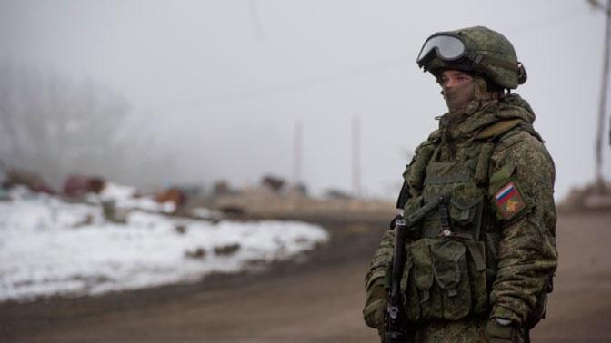 РФ потребовала от сторон конфликта в Карабахе соблюдать режим прекращения огня