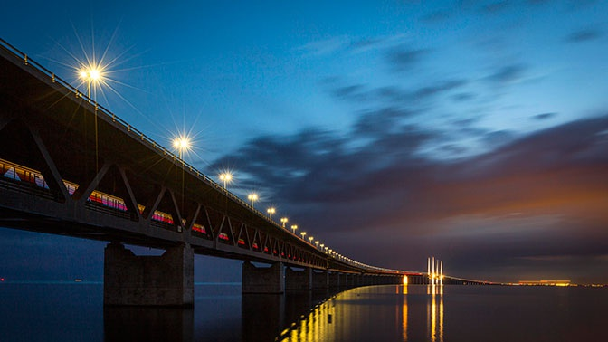 В Финляндии готовят проект моста в Швецию