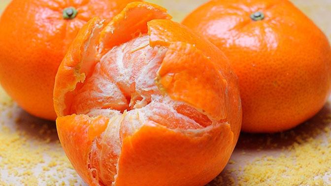 В Роспотребнадзоре дали советы по выбору и хранению мандаринов