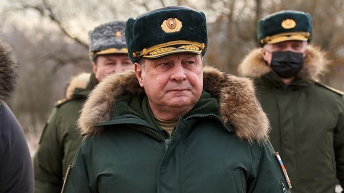 Снабжение миротворцев в Карабахе, преодоление «водной блокады» в Крыму и энергосбережение в войсках: Булгаков подвел итоги года для МТО