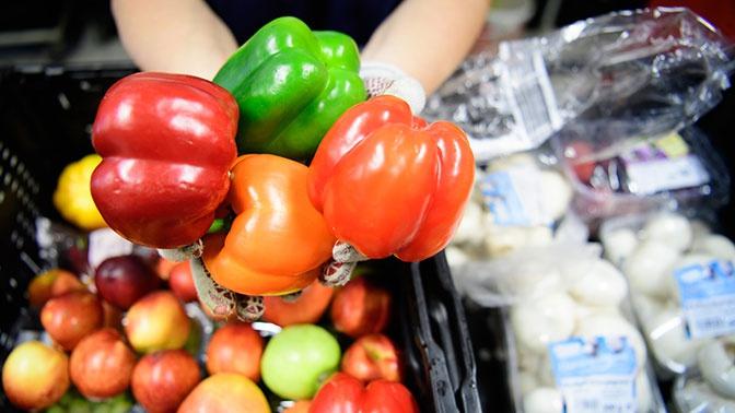 В Минсельхозе оценили состояние внутреннего рынка продуктов питания