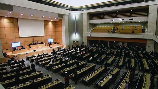 В ООН приняли проект резолюции РФ против героизации нацизма