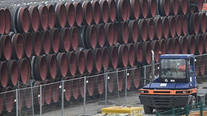 Власти Германии заявили, что достроят «Северный поток - 2», несмотря на санкции США