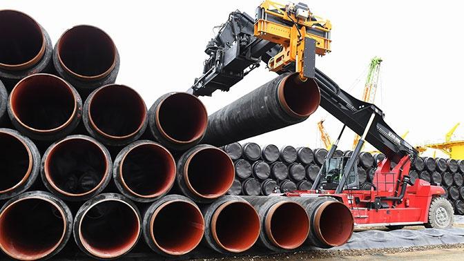 В США пригрозили вводить санкции до остановки строительства «Северного потока-2»