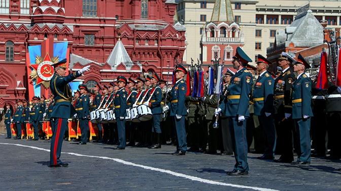 Путин заявил, что Россия достойно отметила 75-летие Победы, несмотря на пандемию