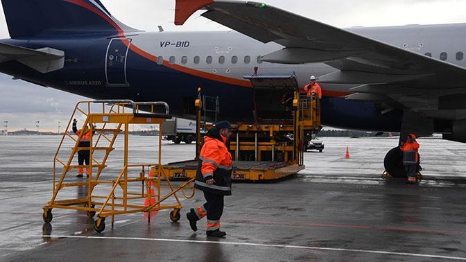 «Аэрофлот» отменил рейсы в Лондон на неделю