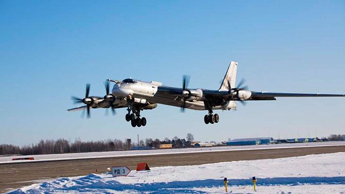 Минобороны РФ получило пять модернизированных стратегических бомбардировщиков