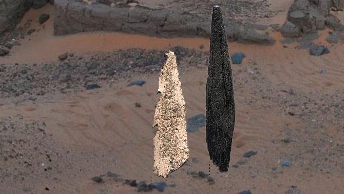 Наконечники для стрел из человеческих костей обнаружены в Нидерландах