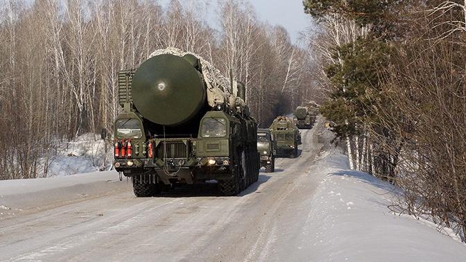 Два полка РВСН в 2021 году будут перевооружены на «Ярсы»