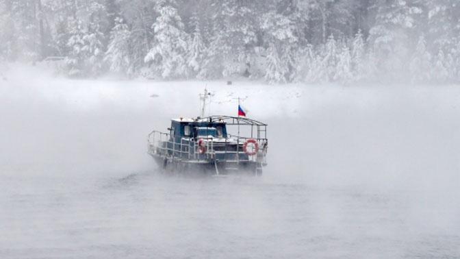 Жителей Красноярска предупредили о 55-градусных морозах