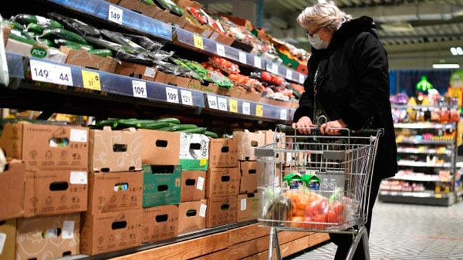 Госдума дала кабмину полномочия регулировать цены на основные продукты