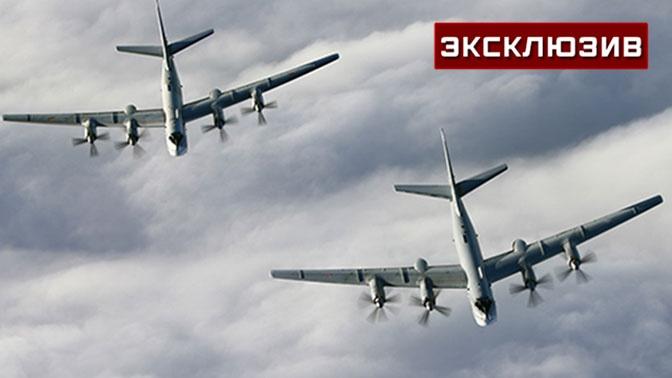 На страже рубежей: интервью с командующим дальней авиацией ВКС России Сергеем Кобылашем