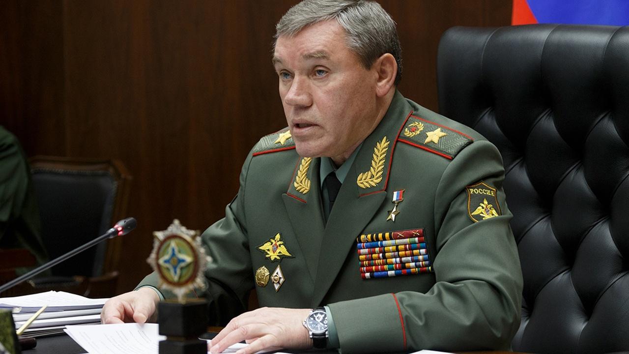 Герасимов: основным учением в 2021 году станет «Запад-2021»