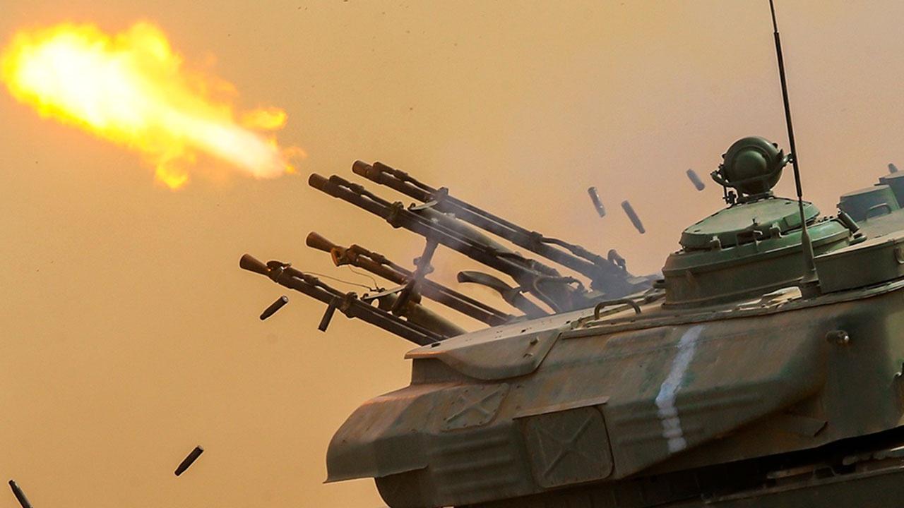 «Программируемые снаряды с подрывом»: начальник сухопутных войск ПВО о новых тактиках борьбы с БПЛА