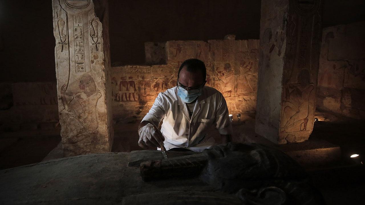 Некрополь, храм майя и первый театр: археологи назвали ТОП-10 главных находок 2020 года