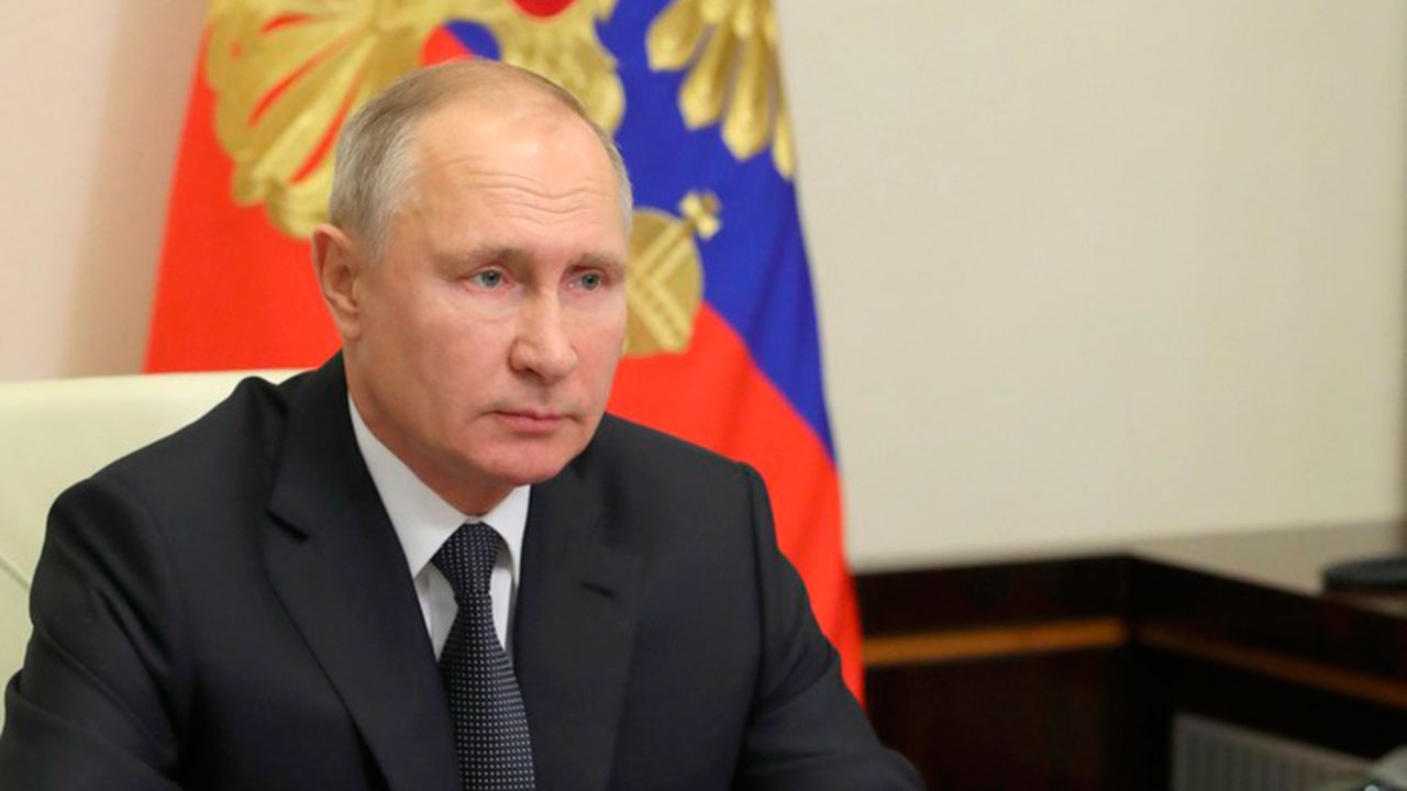 Путин выразил соболезнования в связи с кончиной разведчика Блейка