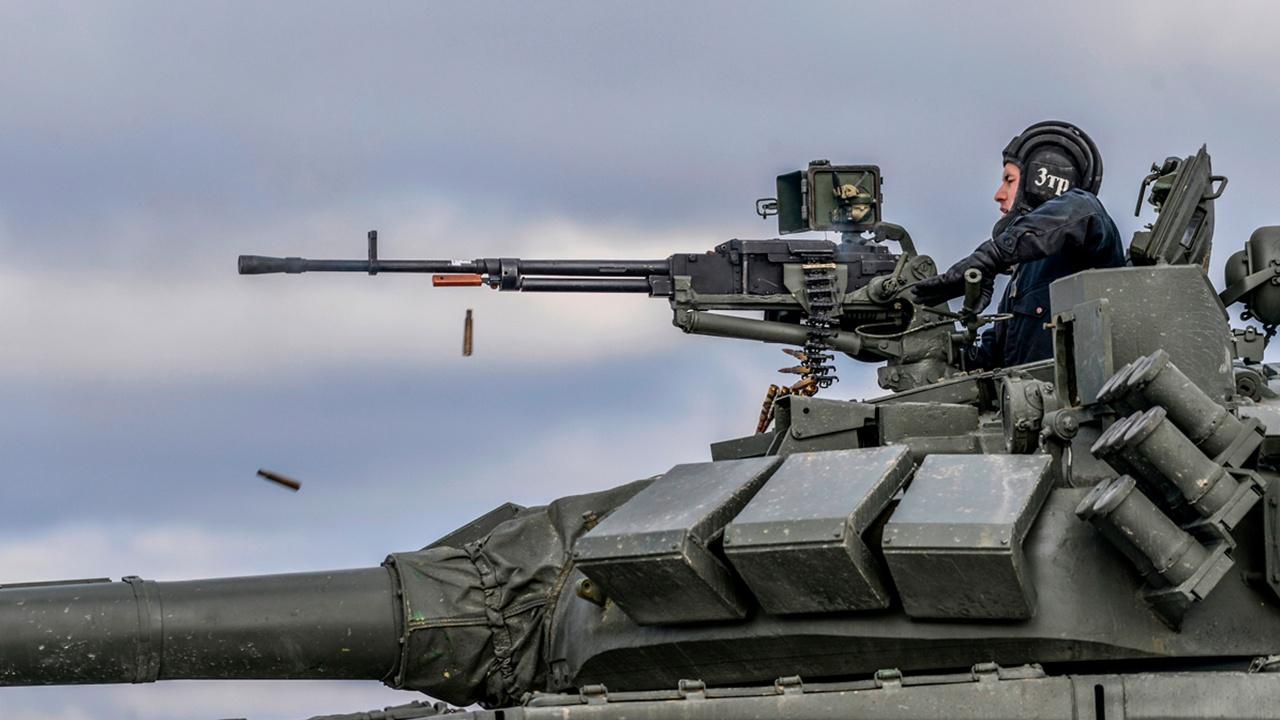 Гроза низколетящих целей: танкисты Кантемировской дивизии отработали стрельбу из пулемета «Корд»