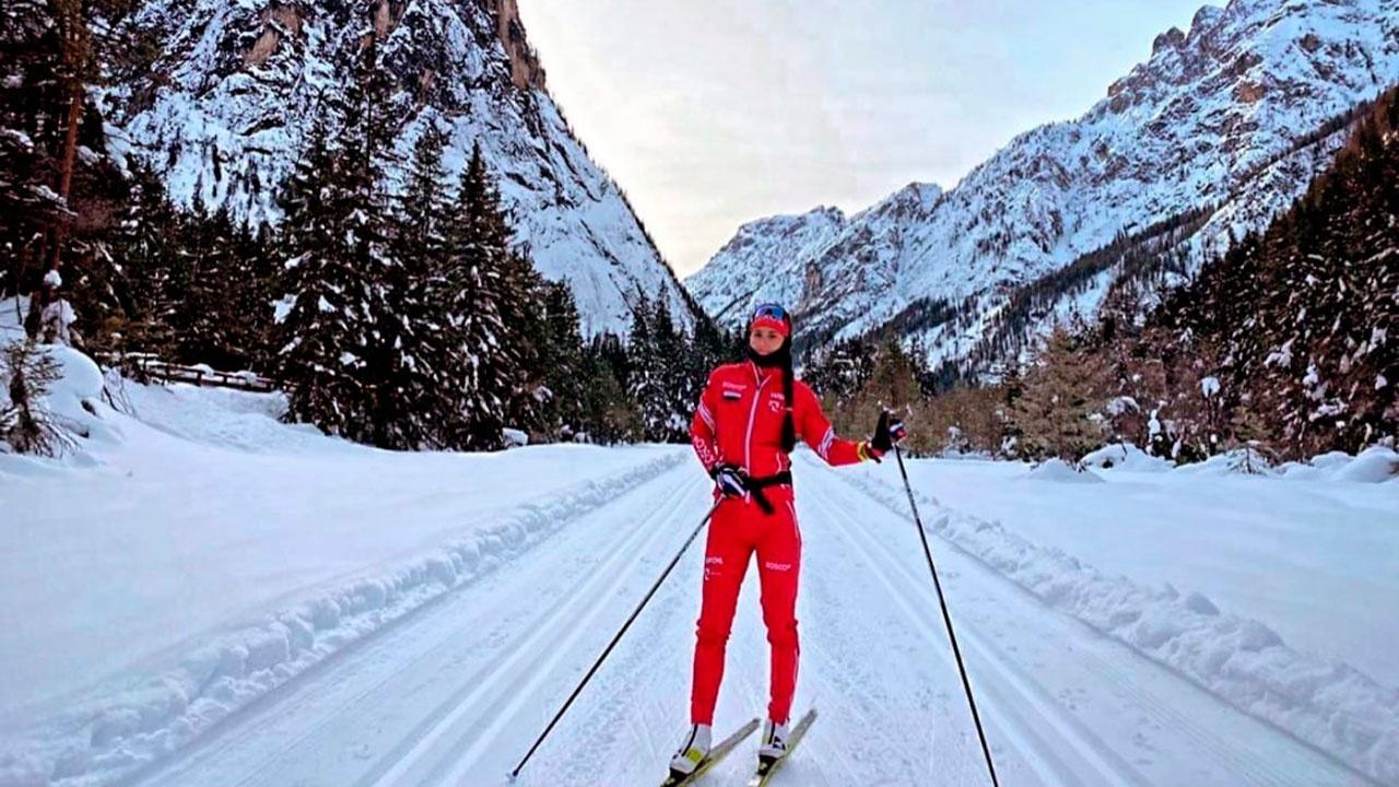 Российская лыжница Ступак завоевала серебро в масс-старте на «Тур де Ски»