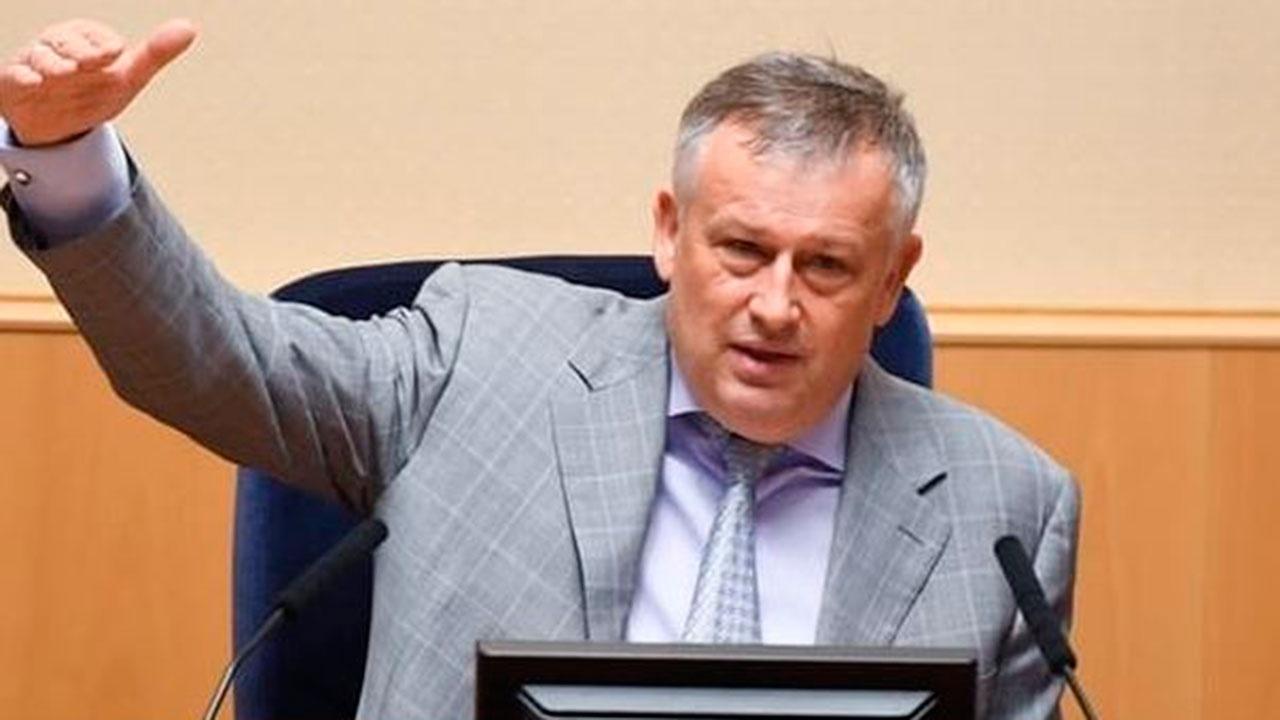 Глава Ленобласти ответил на территориальные претензии Эстонии