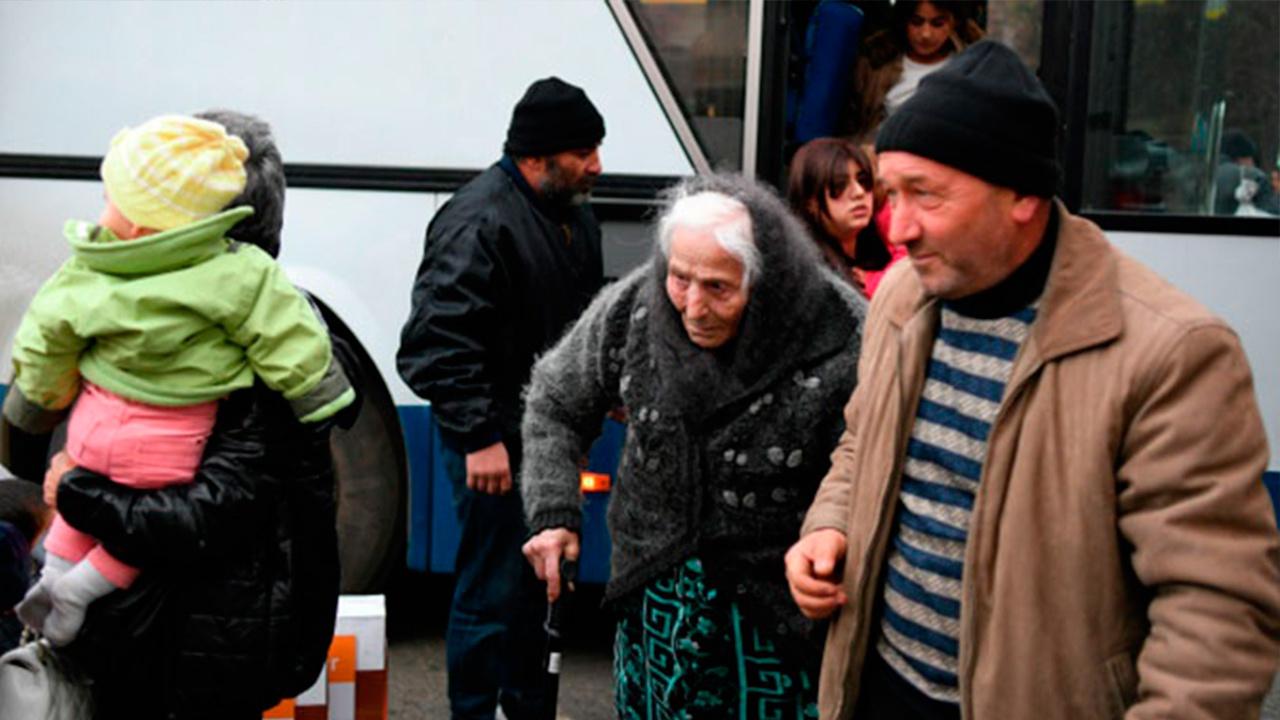 В Карабах вернулись еще около 100 беженцев