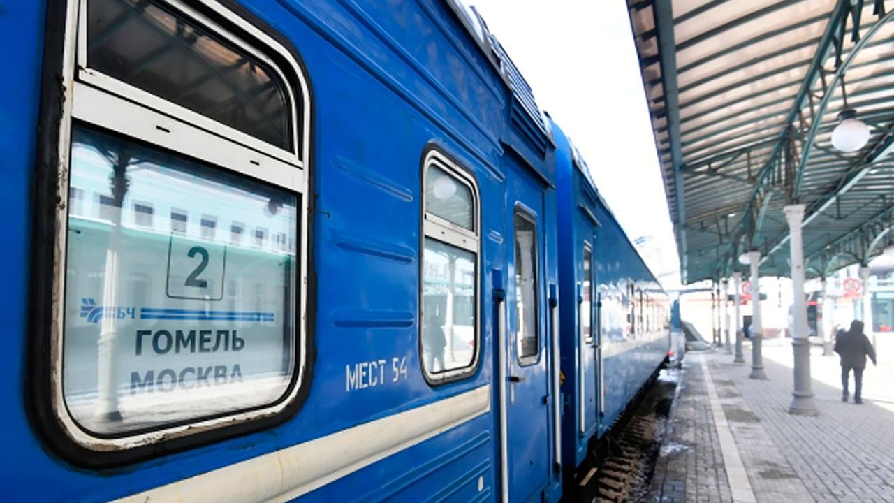 Россия и Белоруссия разработали дорожную карту возобновления ж/д сообщения