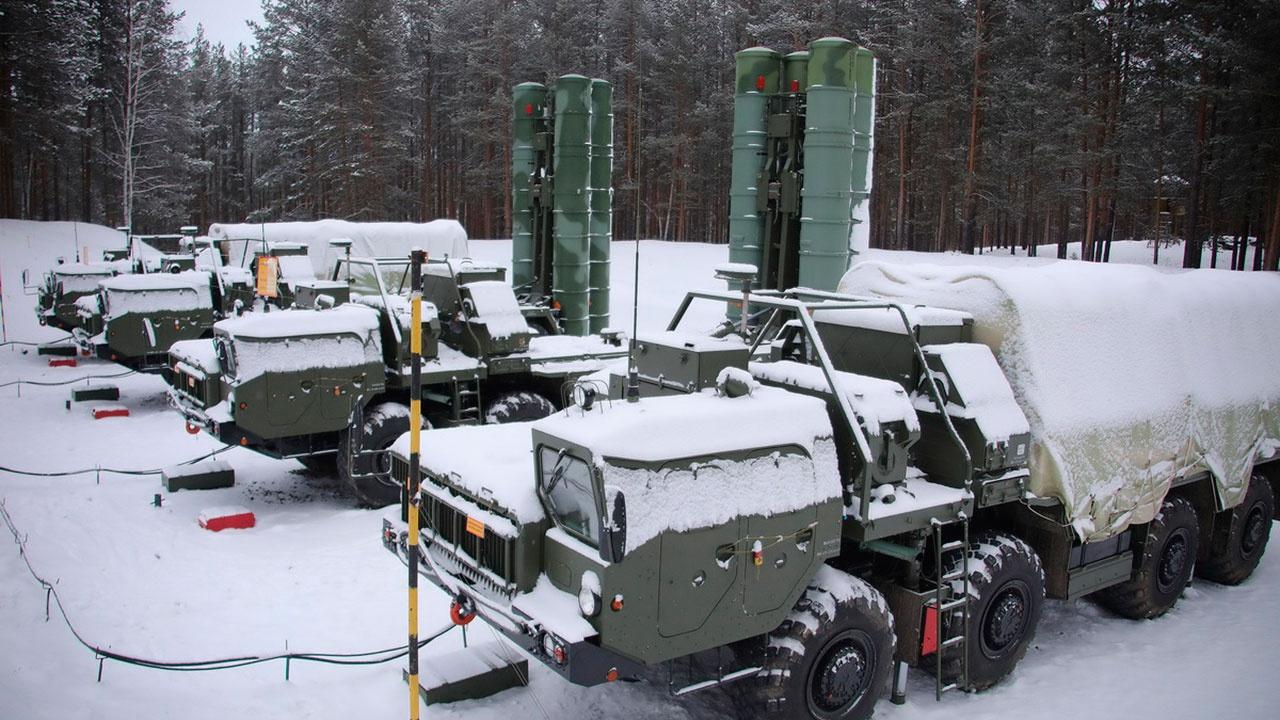 Новый зенитный полк с комплексами С-400 заступит на боевое дежурство в Самарской области