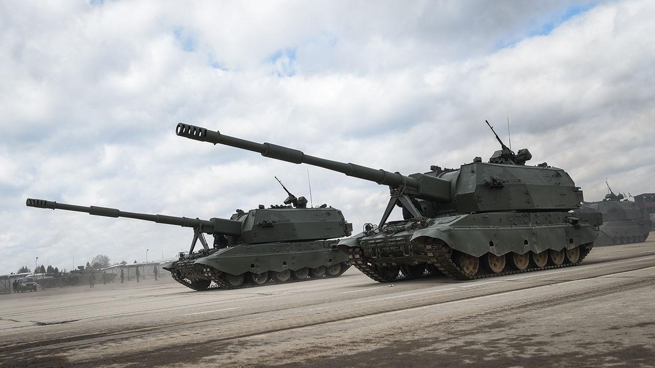 Дивизион гаубиц «Коалиция-СВ» поступит на вооружение мотострелков ЗВО в 2021 году