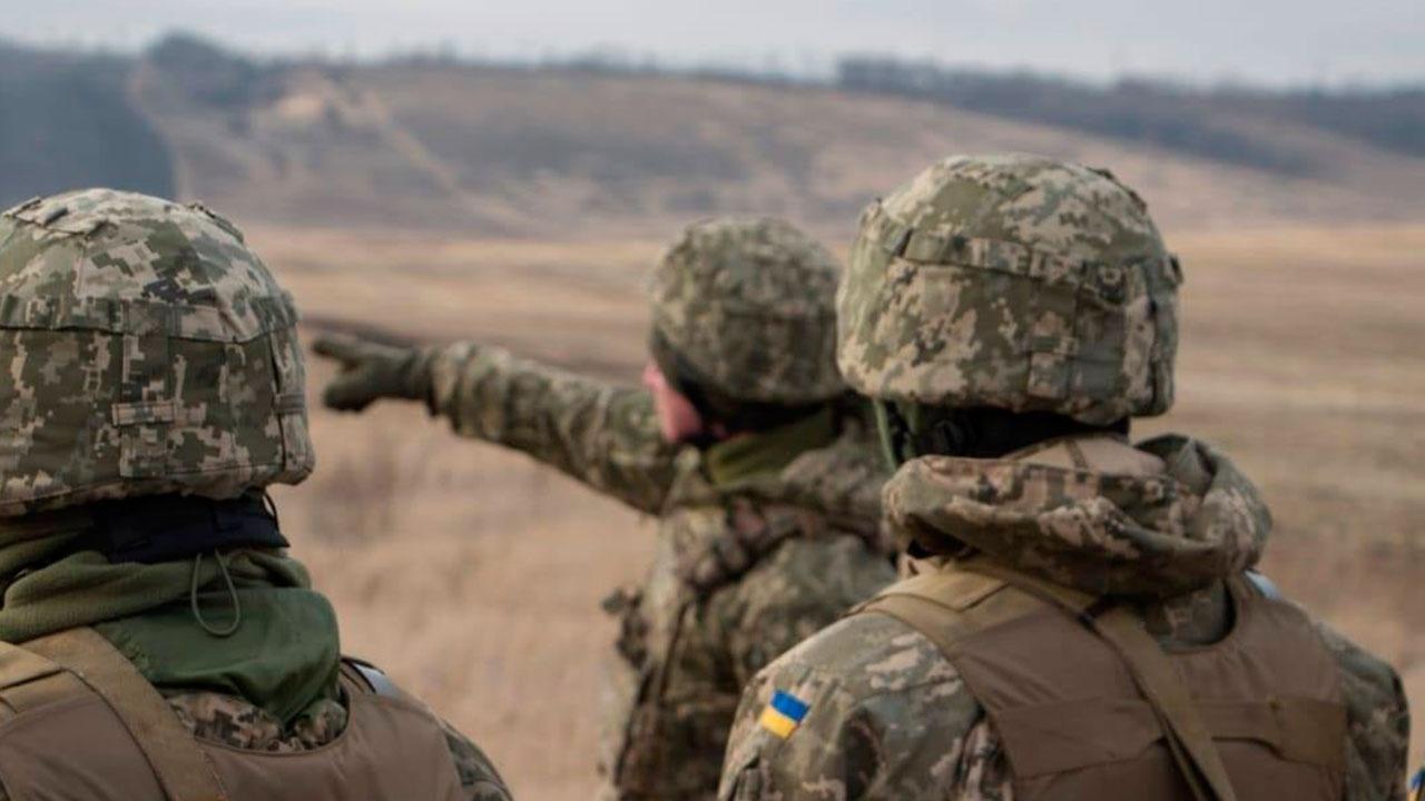 Армия Украины переведена на воинские звания НАТО