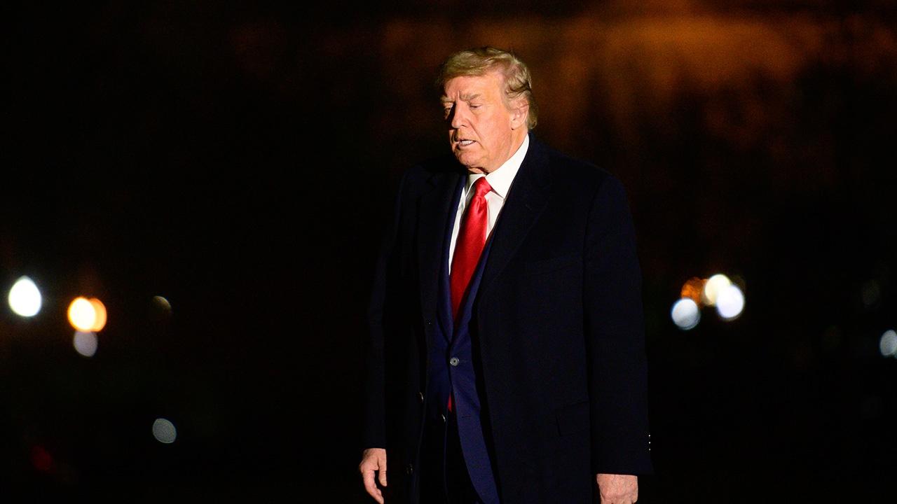 Трамп заявил, что никогда не признает поражение на выборах