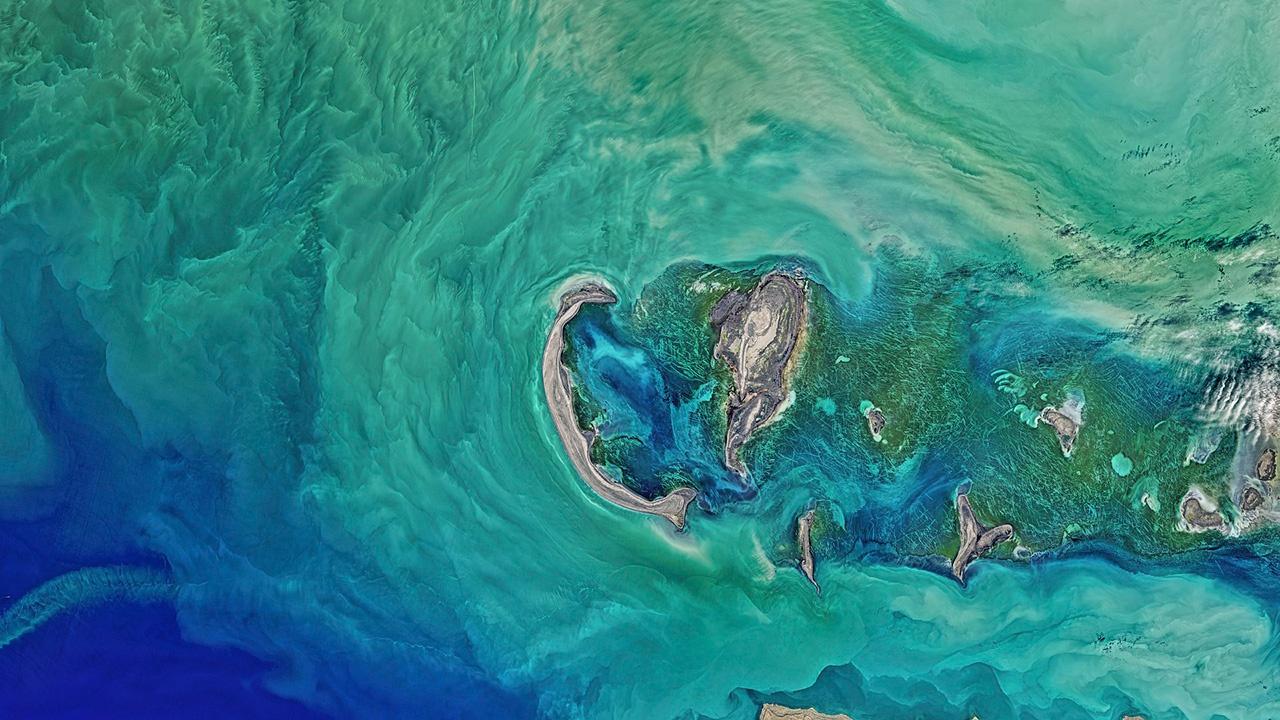 Ученые предсказали сильное обмеление Каспийского моря