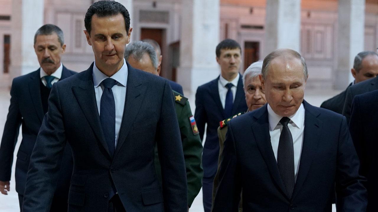 Шойгу сравнил подготовку визита Путина в Дамаск с триллером