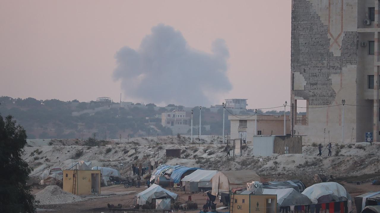 В Идлибской зоне деэскалации зафиксировано 16 обстрелов с позиций террористов