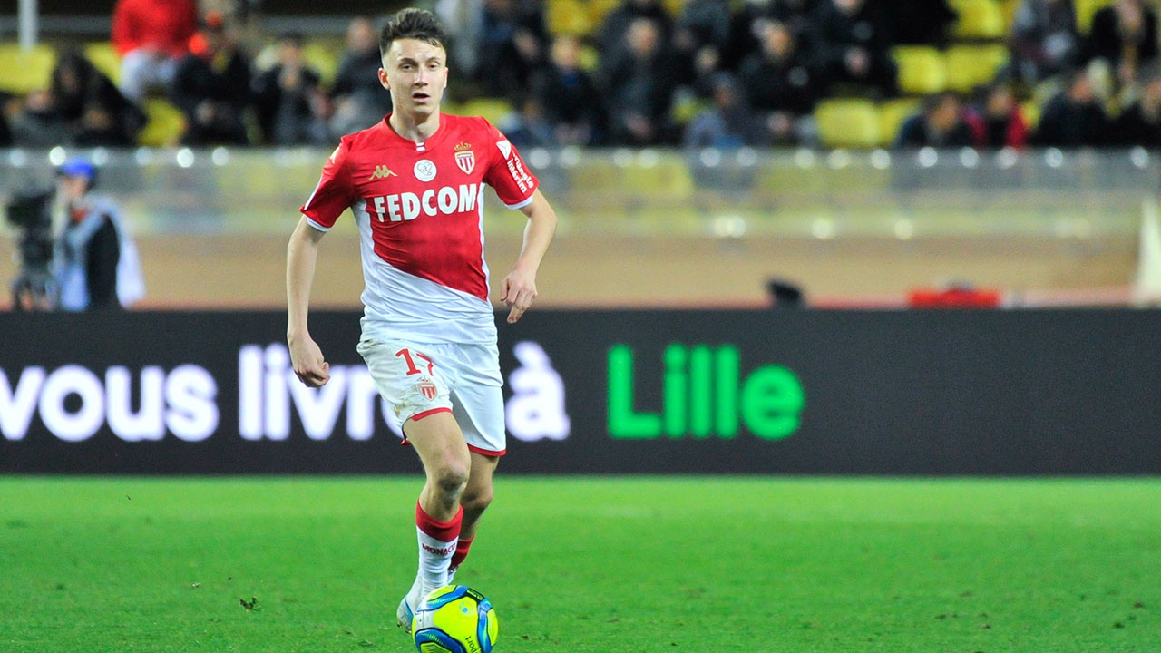 Головин после травмы помог «Монако» обыграть «Лорьян» в матче чемпионата Франции