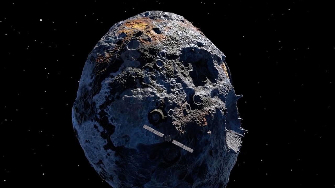 В NASA придумали способ отражения опасных для Земли астероидов