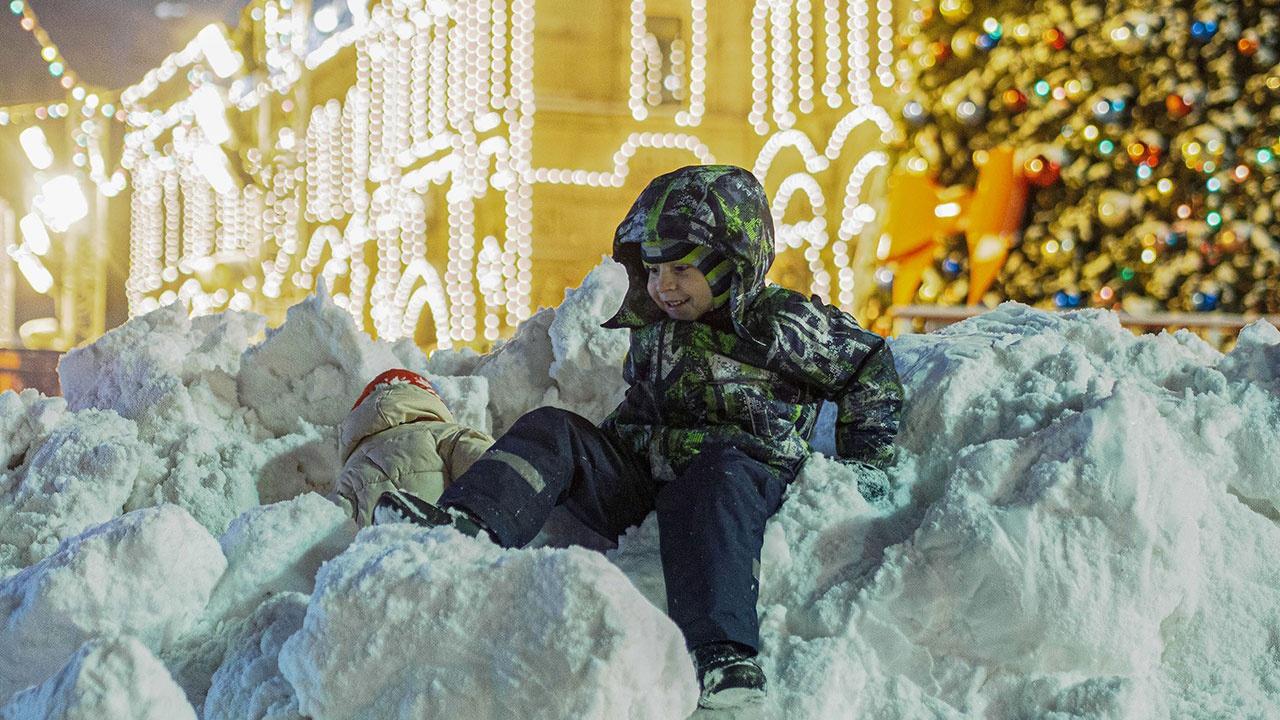 Синоптики пообещали настоящую русскую зиму в Москве на Рождество