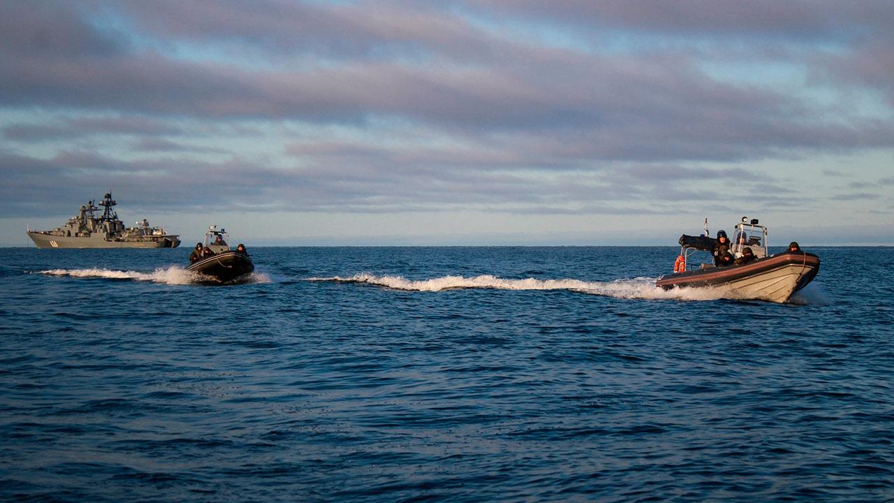 ВМС США начнут патрулирование у российских берегов Арктики