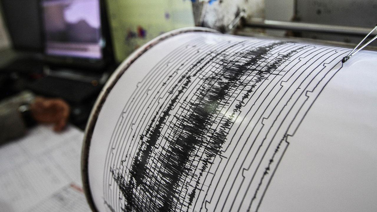 На границе Чечни и Дагестана произошло землетрясение