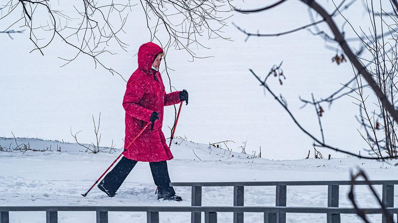 Россиян предупредили о надвигающемся на ряд регионов арктическом воздухе