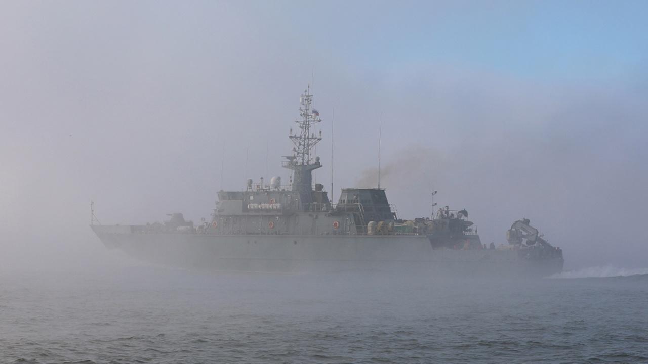 На Камчатке сформирован экипаж минного тральщика «Петр Ильичев»