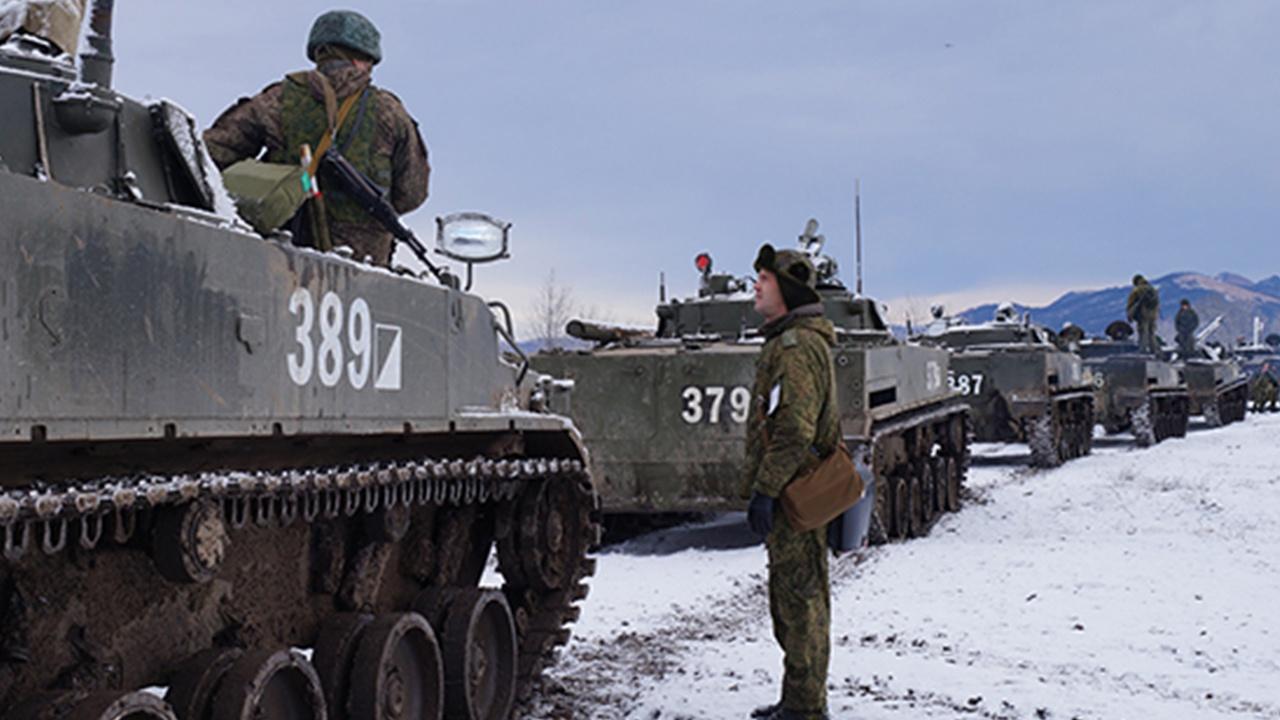 Около 10 тысяч военнослужащих ЮВО приступили к занятиям по боевой подготовке