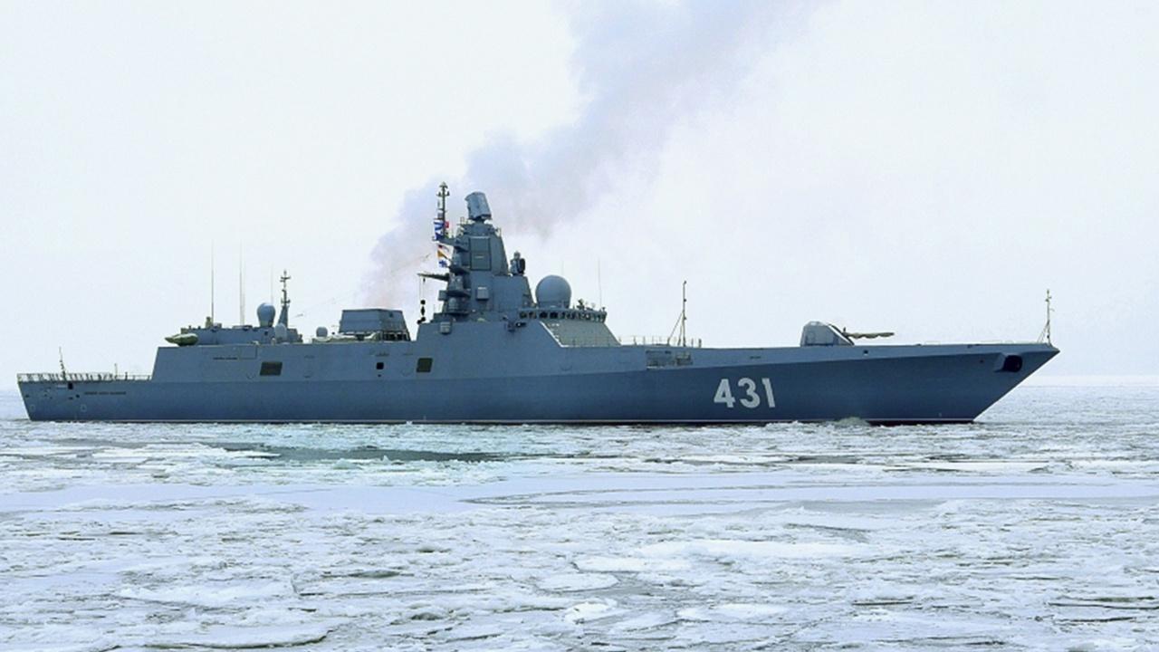 Дальний поход: «Адмирал Касатонов» продолжил выполнять задачи в Атлантическом океане