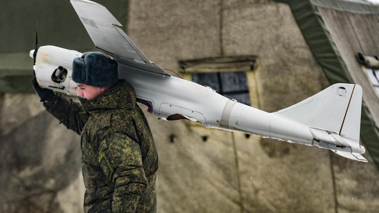 Разведчики нашли «противника» с помощью беспилотников под Нижним Новгородом