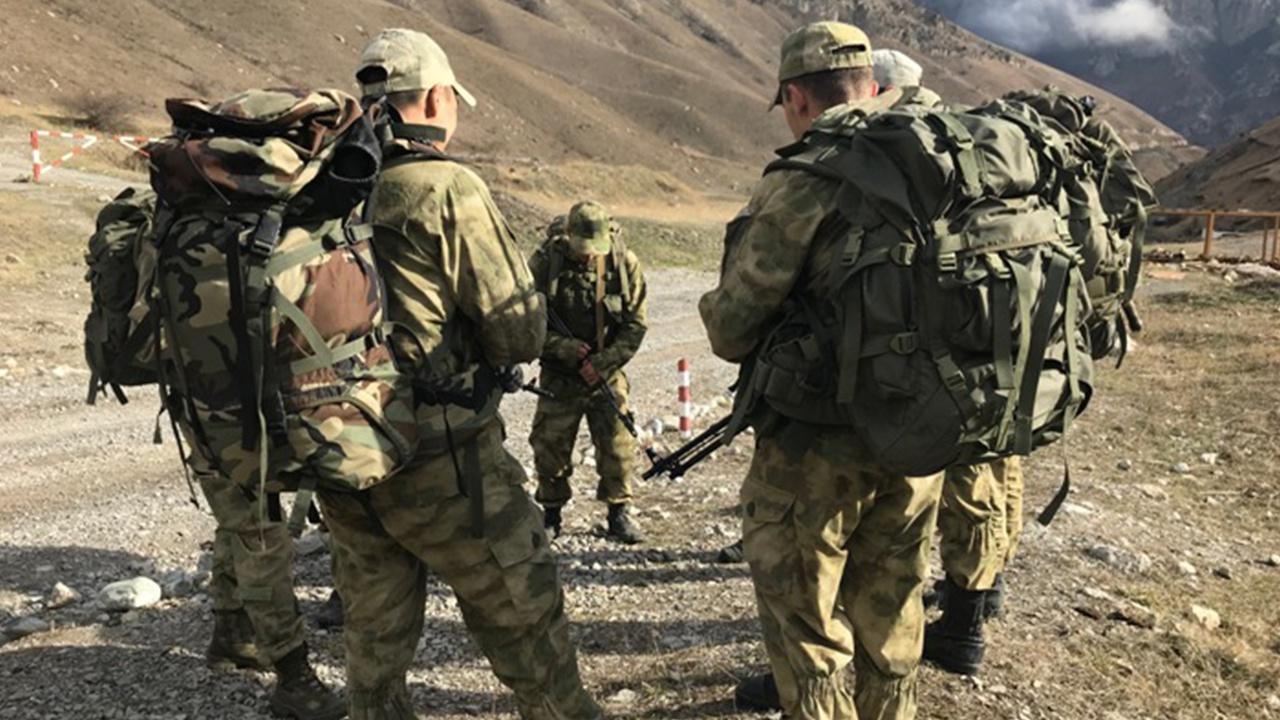 Разведчики 58-й армии готовятся к грядущим АрМИ-2021
