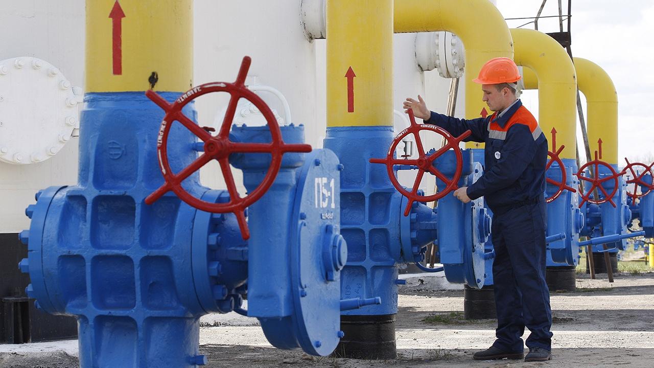 СМИ: украинский газ на 100 миллиардов рублей оказался в залоге в России