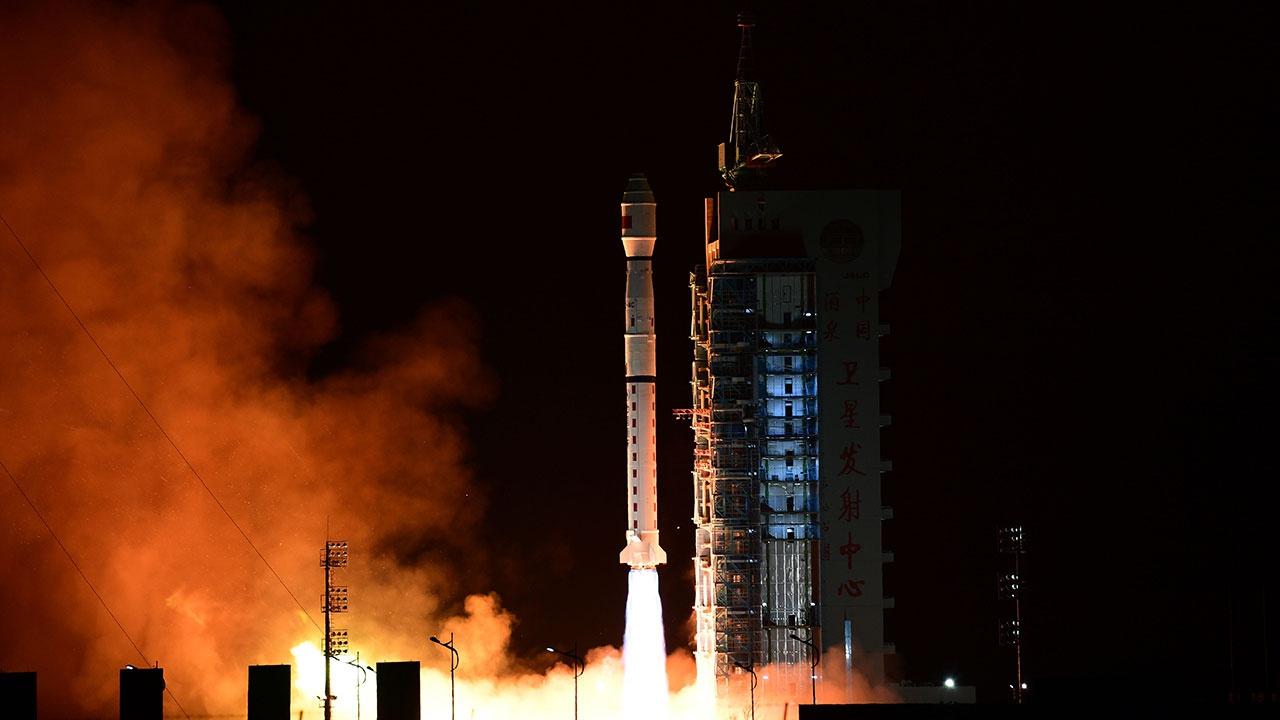 В Китае протестировали водородно-кислородный двигатель для ракет