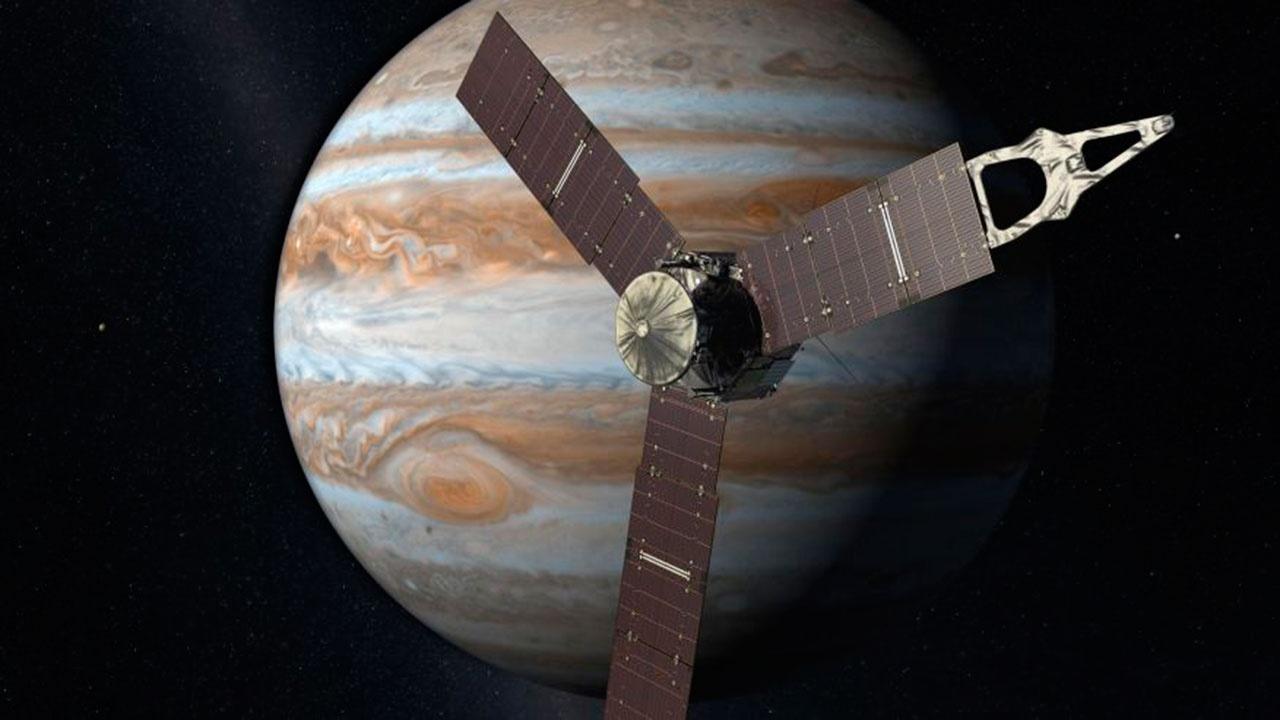 NASA поймало сигнал «Wi-Fi» со спутника Юпитера