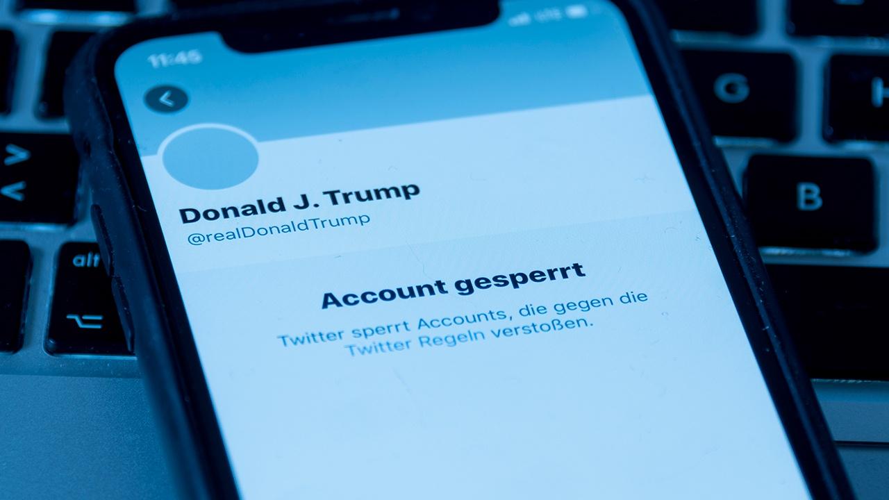 Глава Twitter объяснил блокировку аккаунта Трампа